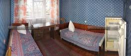"Вид гостиници ""Березка"" в пос. Приморский"